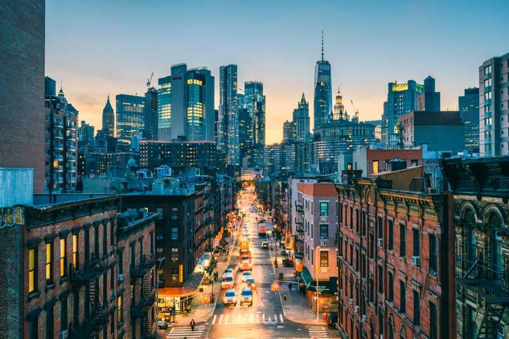 قیمت خرید خانه در نیویورک