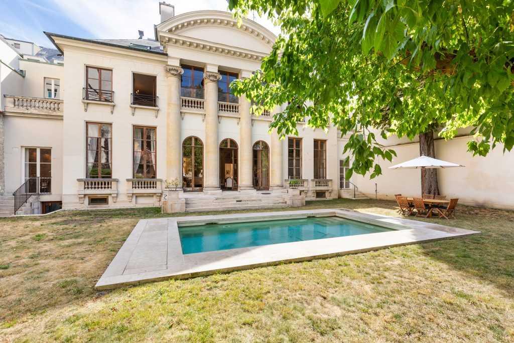 قیمت خرید خانه و آپارتمان در پاریس فرانسه