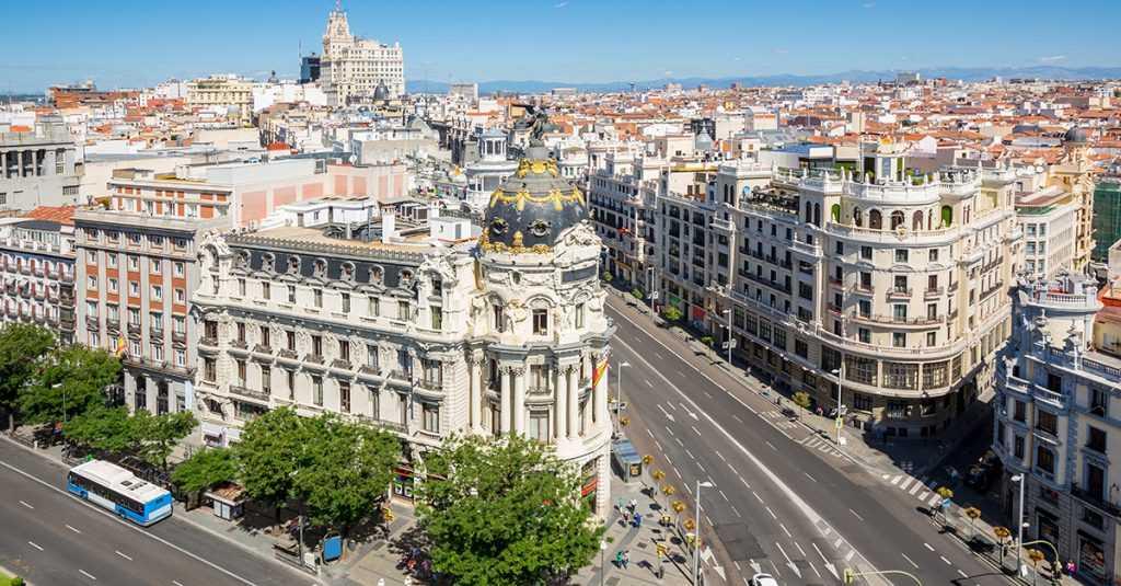 قیمت خرید خانه در مادرید اسپانیا