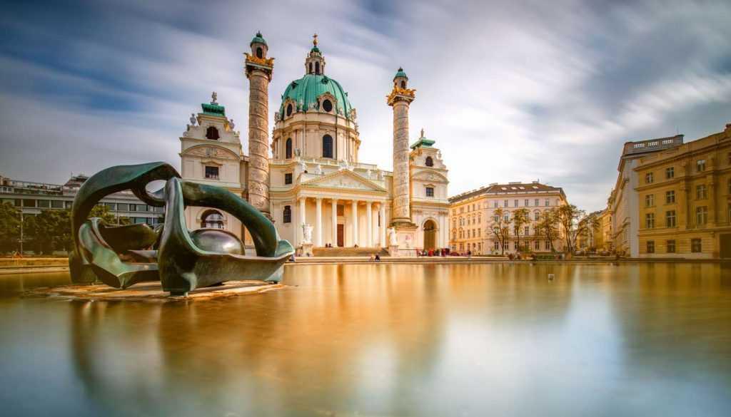 قیمت خرید خانه در وین اتریش