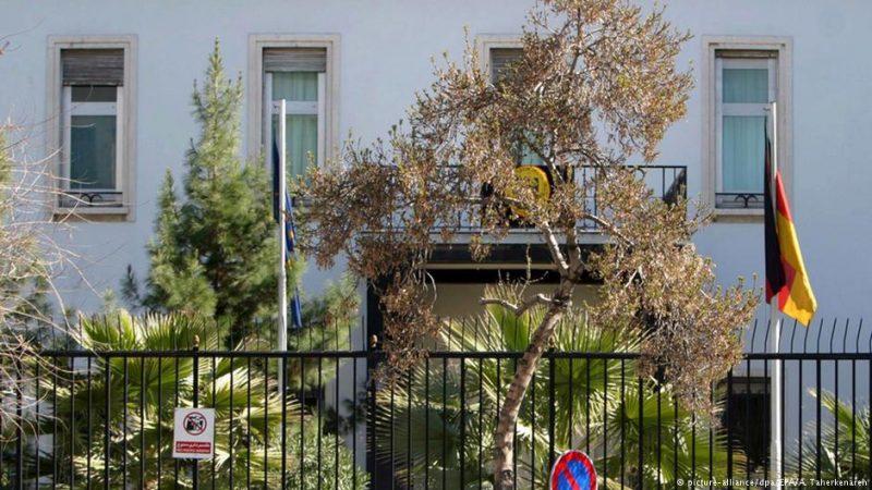 سفارتخانه آلمان در ایران