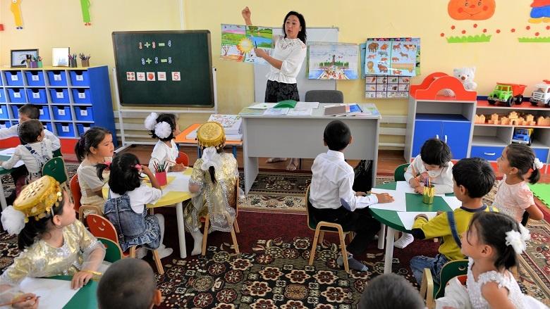 هزینه مدرسه و مهدکودک در ازبکستان