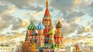 کاخ کرملین مسکو از جاذبه های گردشگری مسکو