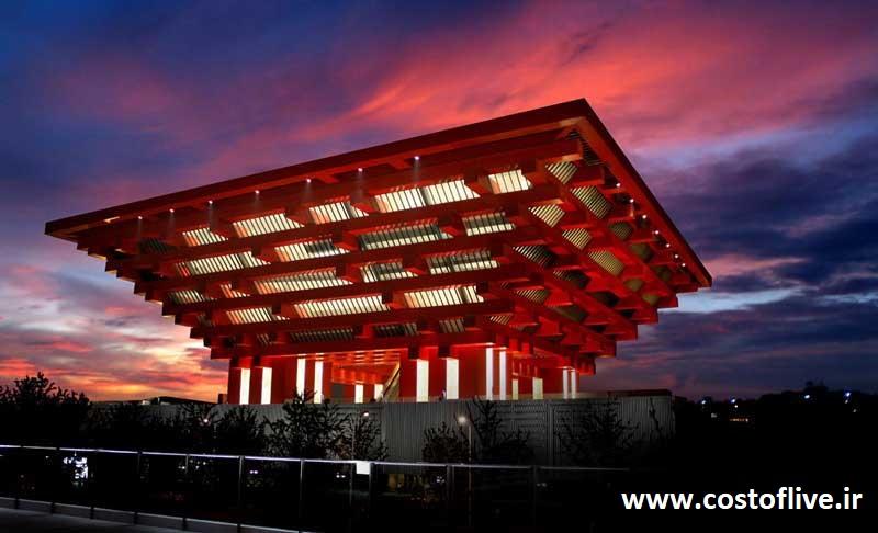 موزه هنرهای چین