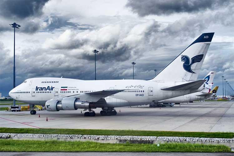 پرواز ایرانی به مقصد ترکیه + ایران ایر ( هما )
