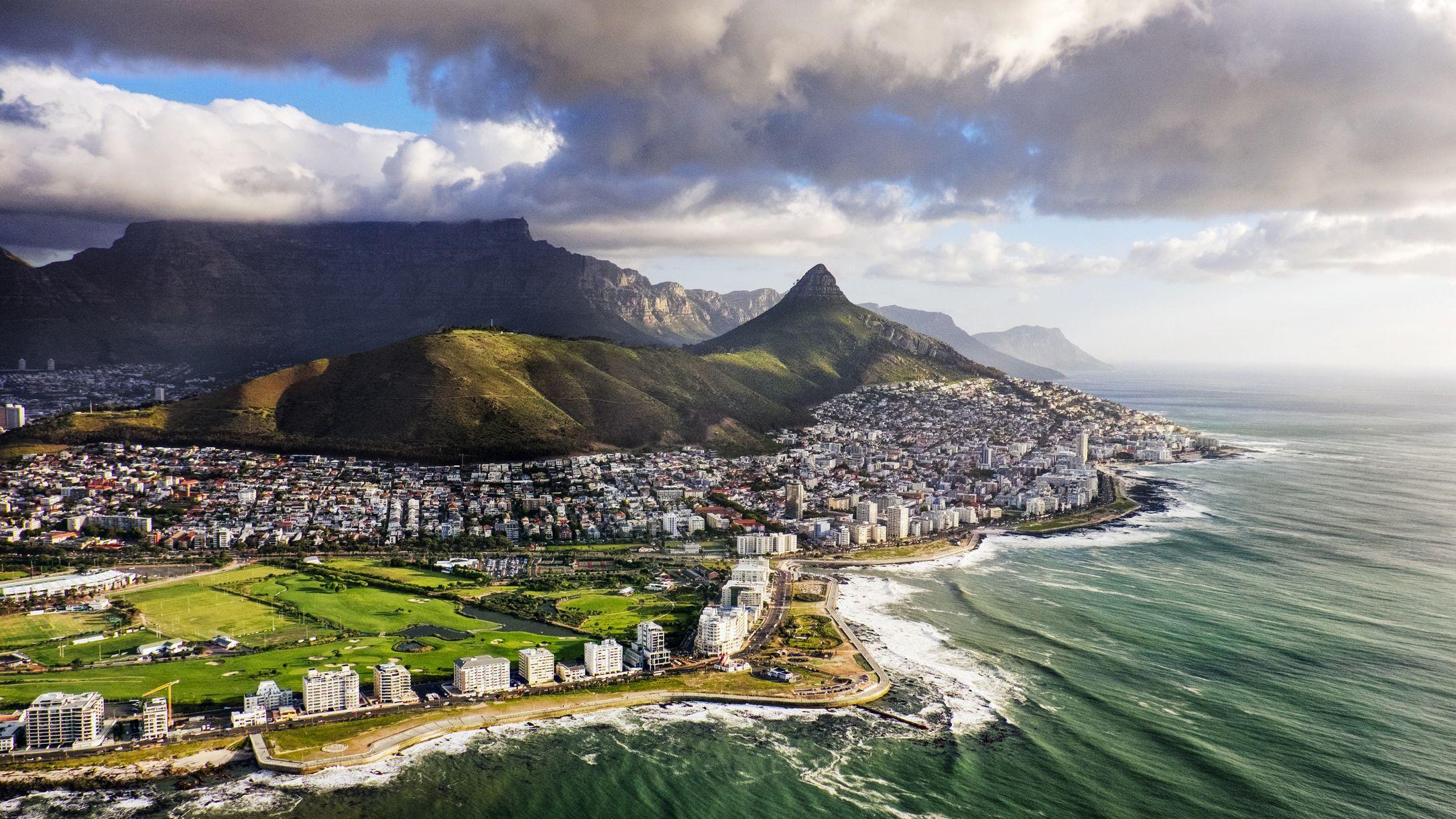 جاهای دیدنی کیپ تاون آفریقا جنوبی