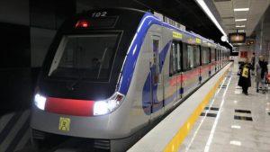 قیمت جدید بلیت مترو در سال ۹۹