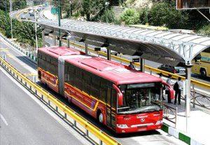 قیمت جدید کرایه اتوبوس در سال ۹۹