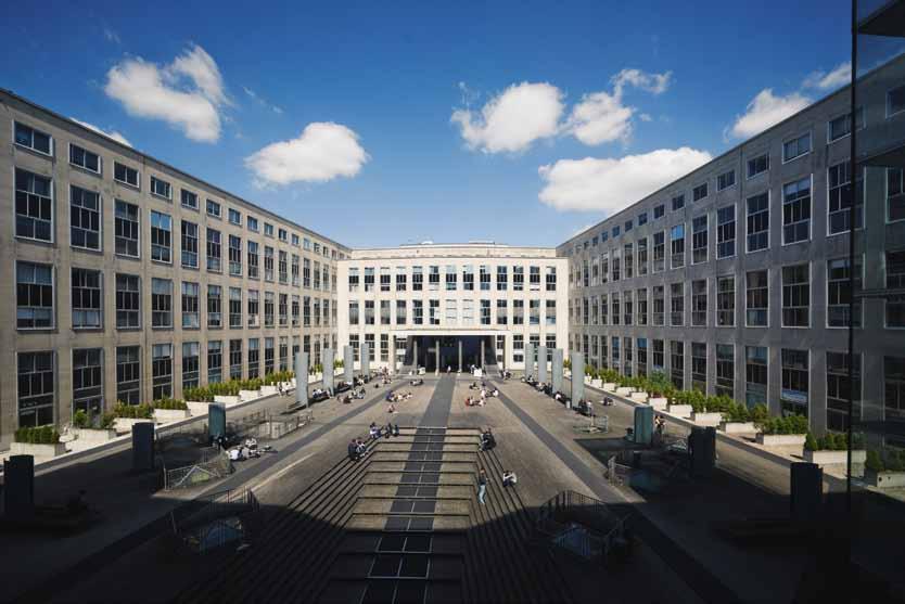 بررسی بهترین دانشگاه های پاریس