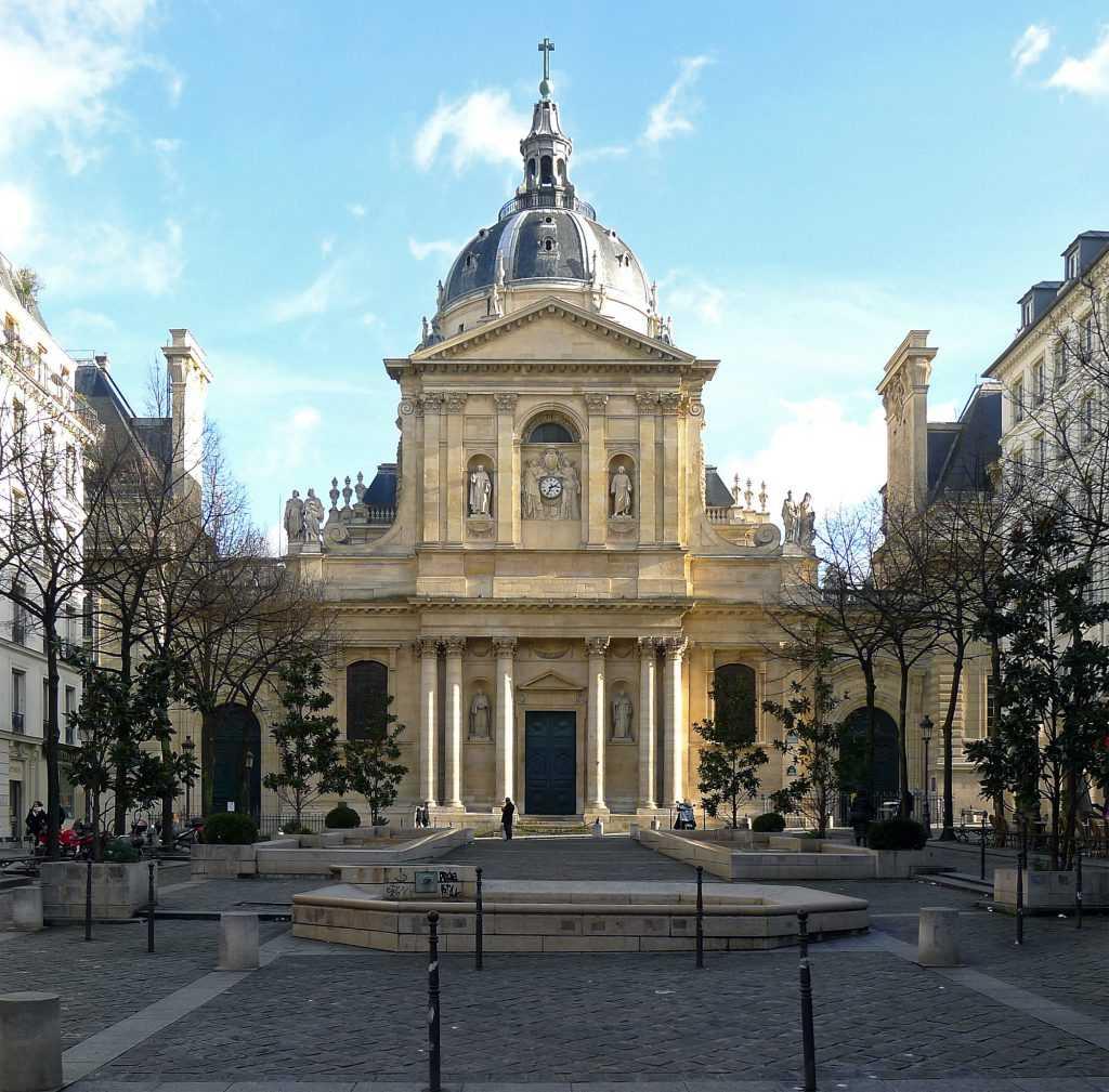 بررسی دانشگاه سوربن پاریس