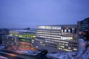 دانشگاه شربروک مونترال کانادا