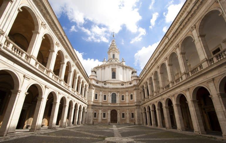 دانشگاه های برتر رم ایتالیا