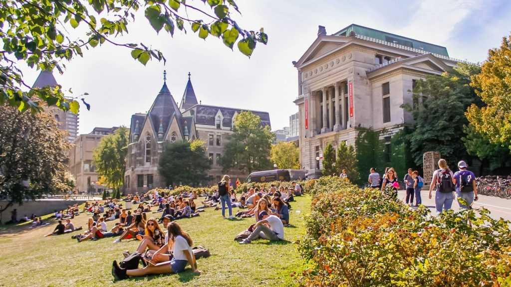 بررسی دانشگاه های مونترال کانادا