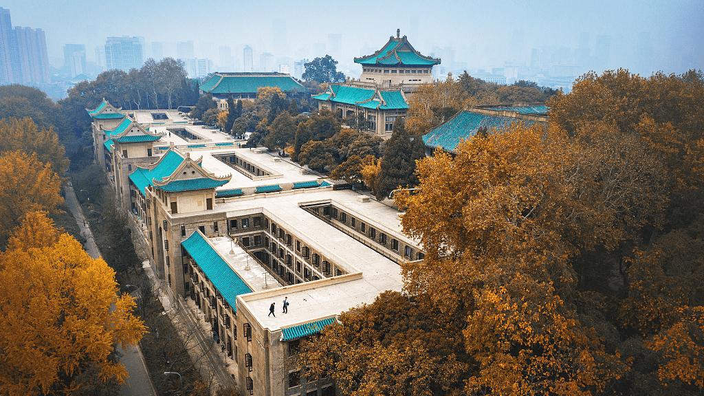 بررسی دانشگاه ووهان چین