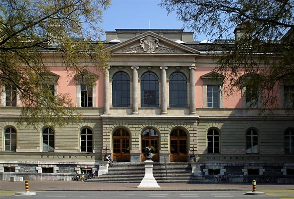 دانشگاه ژنو سوئیس