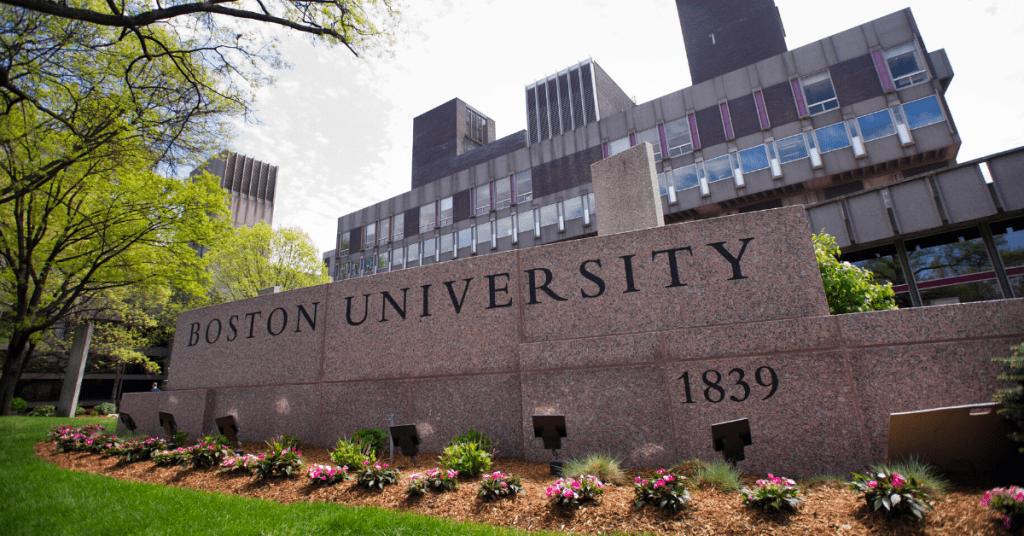 دانشگاه بوستون