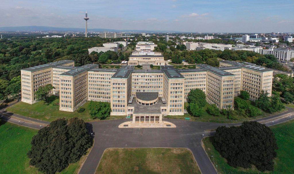 بررسی دانشگاه گوته فرانکفورت آلمان