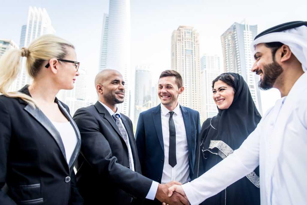 درآمد مشاغل در دبی امارات