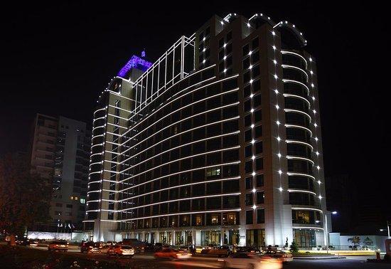 هتل قفقاز از هتل های پرطرفدار باکو