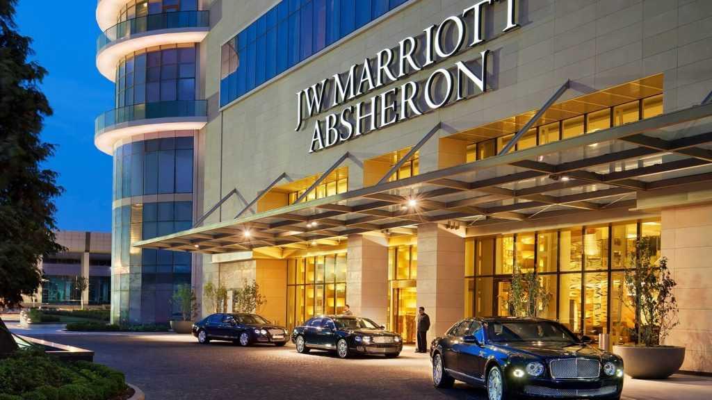 هتل مارویت از هتل های 5 ستاره پرطرفدار باکو