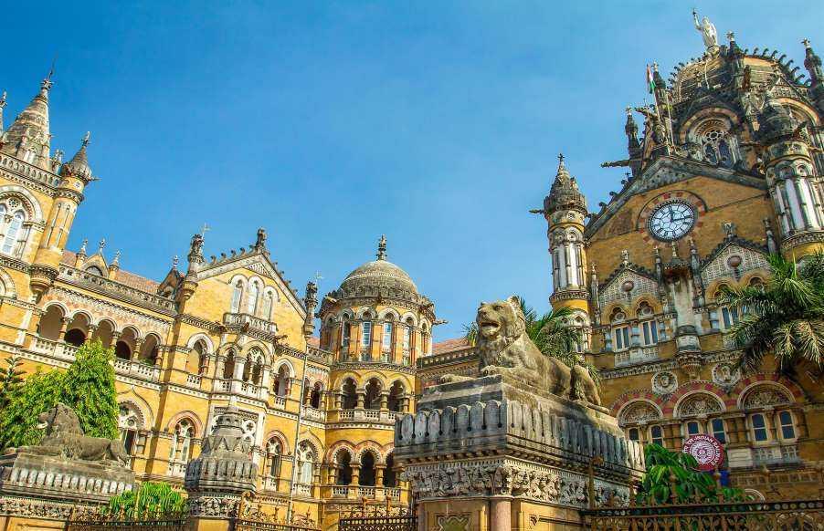 مترو زیبای Chhatrapati Shivaji
