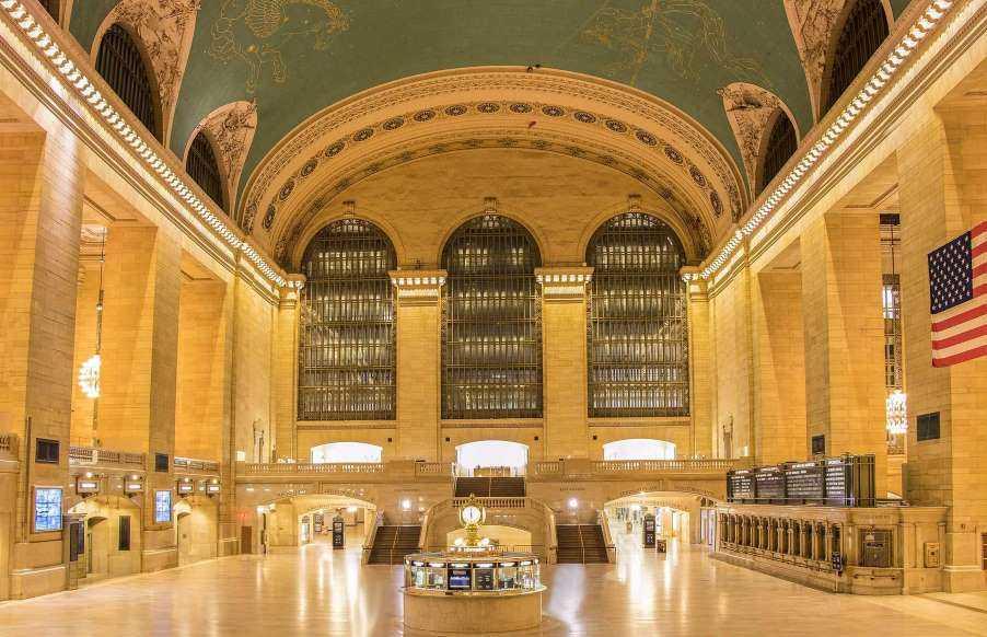 مترو زیبای Grand Central Terminal