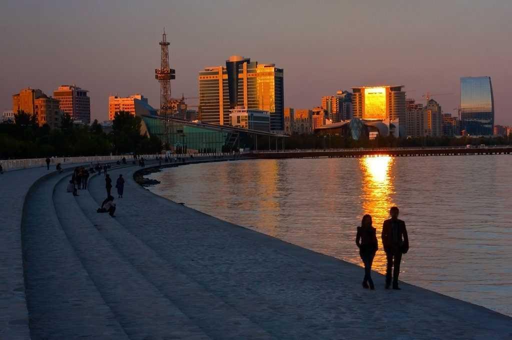 بهترین محله باکو برای زندگی در آذربایجان