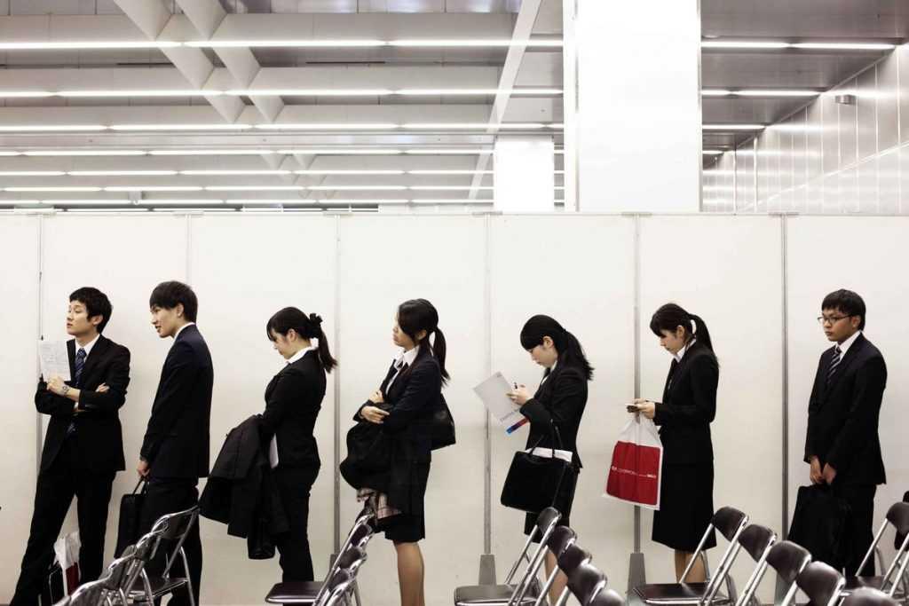 شرایط استخدام در کره جنوبی