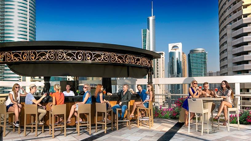 افزایش مبتلایان به کرونا در دبی